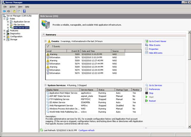 Install WordPress on a Windows 2008 Server with IIS 7